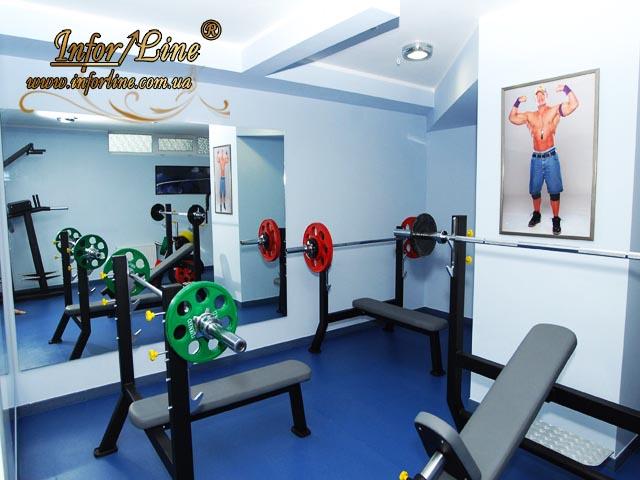 Как сделать свой фитнес клуб