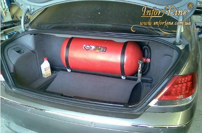 Газовая установка на автомобиль плюсы и минусы