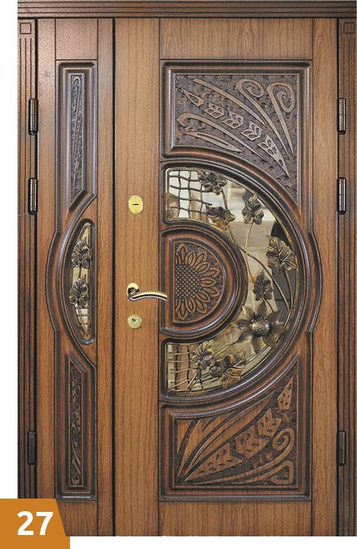 входня двер с стеклом