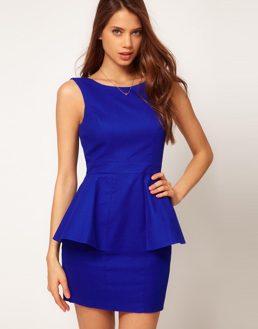 Баска платье